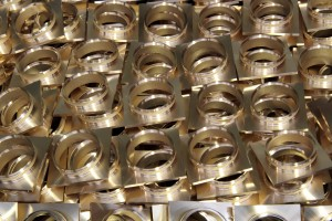 brass precision machining